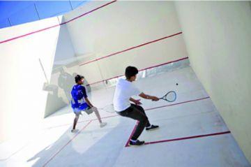 Nueva fecha para el squash