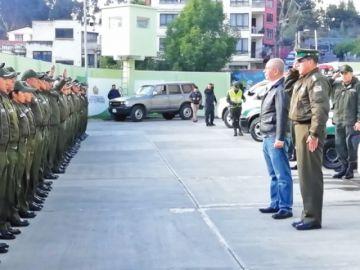 Murillo instruye indagar a exjefe antidroga Dávila