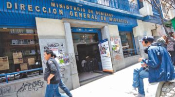 Repatriados 300 venezolanos y cubanos