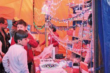 Prevén inicio de la Feria Navideña para el 20 de diciembre