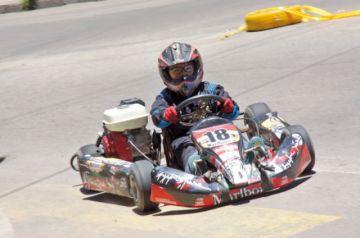 Karting se ilusiona con la penúltima carrera del año