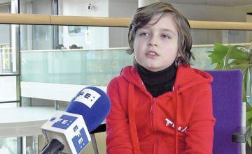 Un niño belga de 9 años se gradúa de la Universidad
