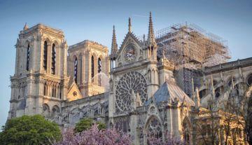 Reconstrucción digital  para reparar Notre Dame