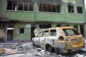 Estiman pérdida  millonaria por  ataques a edificios