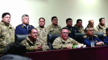 Revelan que Kaliman todavía recibía llamadas de Evo Morales luego de su renuncia