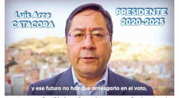 Luis Arce Catacora, ¿candidato del MAS?