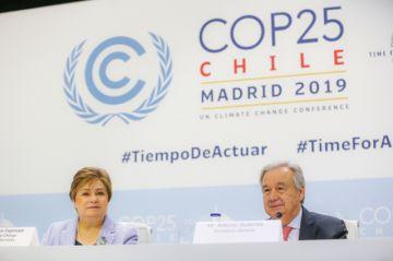 Arranca Cumbre del Clima  con objetivos ambiciosos