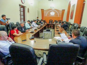 Brigada de Asambleístas elige a nuevo presidente