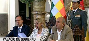 Áñez designa a Quiroga como delegado internacional para denunciar violación de DDHH