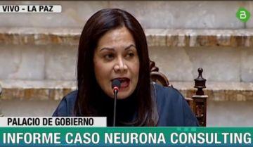 Caso Neurona: Gobierno denuncia a exministra López y a 22 personas por corrupción
