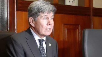 """Vicecanciller: """"Vamos a examinar cómo restablecer relaciones con Chile"""""""