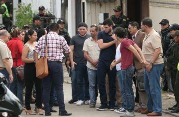 """Cambian a la fiscal del caso """"Manada"""" y niegan libertad a uno de los acusados"""