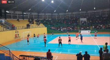 Antofagasta pasa a la semifinal de la Liga Nacional de Futsal