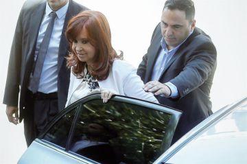 """Cristina acusa a Macri de impulsar una """"persecución"""""""