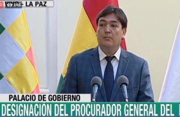 Designan a José María Cabrera como nuevo Procurador del Estado