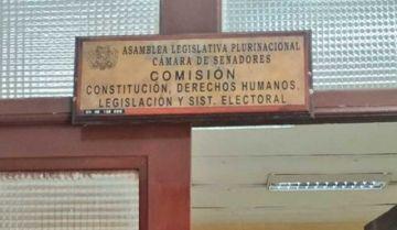 Comisión legislativa recibe por cuarto día inscripciones para el TSE