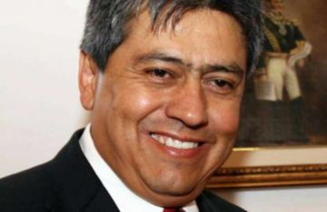Mario Cossío anuncia que volverá al país el 16 de diciembre