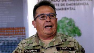 Kaliman está en Bolivia, asegura que no incumplió con sus deberes y se defenderá