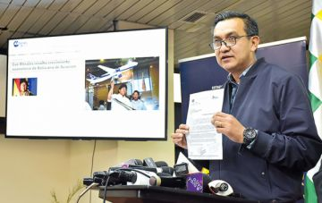 Informe revela déficit operacional en BoA