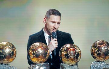 Messi y una sincera confesión