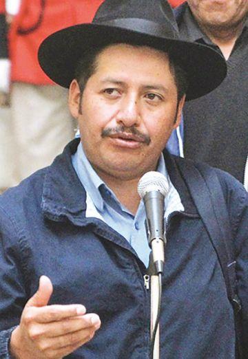 Pesa una nueva denuncia contra Esteban Urquizu