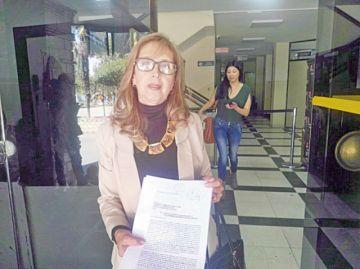 Víctima de consorcio ilegal pide auditoría