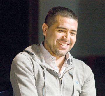 """Riquelme: """"Los cinco peores años de Boca"""""""
