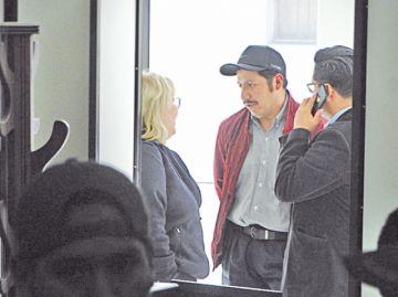 Vocales definen si Urquizu sigue con arresto domiciliario