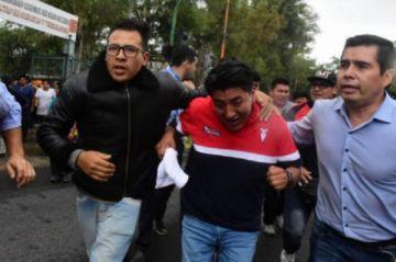 Visita de Pumari a Cochabamba genera enfrentamientos