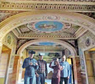 Aplicarán realidad virtual  a los atractivos turísticos