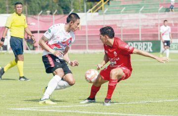 Guabirá vuelve a tropezar con nacional en Montero