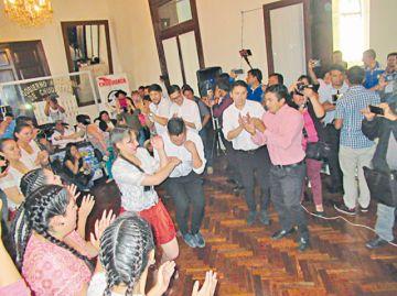 Invitan a vivir la Navidad con zapateo en Zudáñez