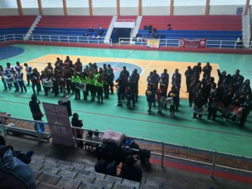 En marcha las VII Olimpiadas del Colegio de Médicos Veterinarios