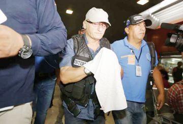 Entregan a italiano para ser extraditado a su país