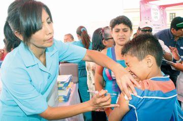 El sarampión vuelve a ser una amenaza para la salud