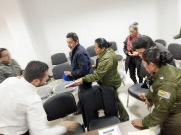 Gobernador de Chuquisaca guarda detención preventiva