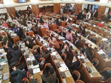Diputados aprueban ley de garantías constitucionales