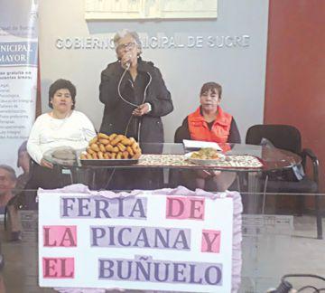 Invitan a degustar picana y buñuelos tradicionales