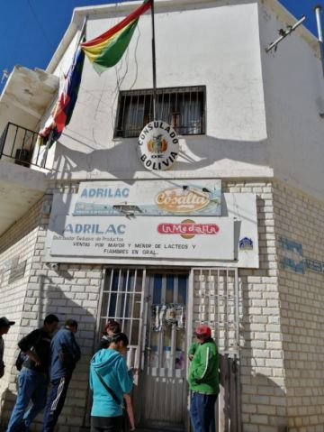 Trámites parados en Consulado de Bolivia en La Quiaca