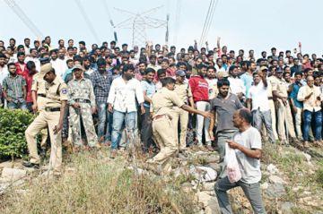 India: Policía mata a  4 presuntos violadores