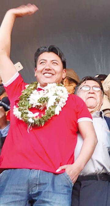 Pumari suma respaldo  de residentes potosinos