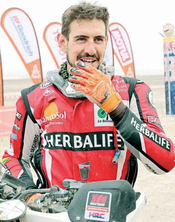 Solo dos en el Dakar de 2020