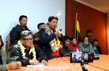 En vivo: Comienza la reunión de Comcipo para definir la candidatura de Pumari