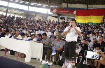 El MAS deja en suspenso la elección de sus candidatos