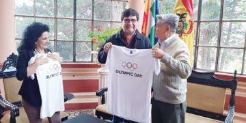 El Día Olímpico será una fiesta deportiva