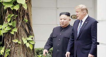 Corea del Norte suspende  diálogo nuclear con EEUU