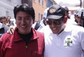 Audio revela diferencias entre Camacho y Pumari