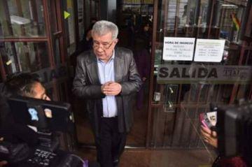Dan libertad irrestricta a Leopoldo Fernández