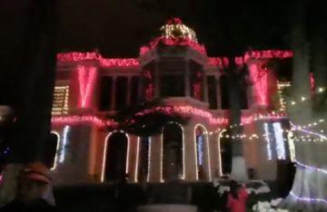 Luces y chuntunquis dan la bienvenida a la época navideña en Sucre