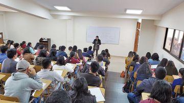 En marcha los cursos preuniversitarios